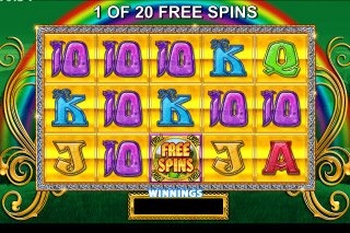 Rainbow Riches Pick n Mix Free Spins