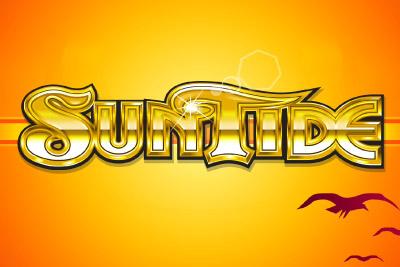 SunTide Mobile Slot Logo