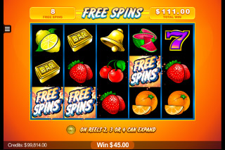 SunTide Mobile Slot Free Spins