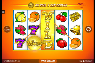 SunTide Mobile Slot Wilds