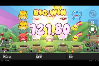 Toki Time Mobile Slot Big Win