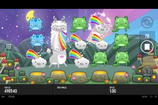 Toki Time Mobile Slot Unicorn Wild