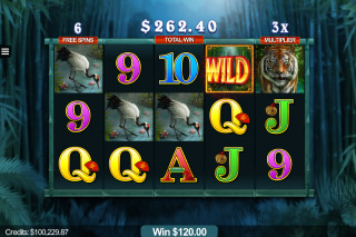 Wild Orient Mobile Slot Free Spins