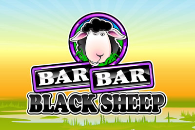 Bar Bar Black Sheep Mobile Slot Logo