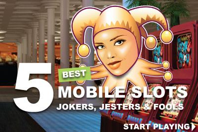 The Best Jester and Fun Slots This April 2016