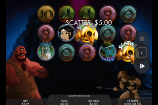 Jasons Quest Mobile Slot Bonus Game