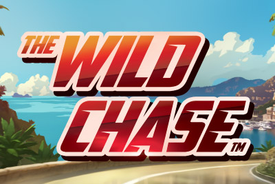 The Wild Chase Mobile Slot Logo