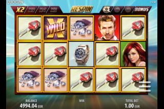 The Wild Chase Mobile Slot Reels