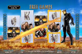 Thor Mobile Slot Free Games