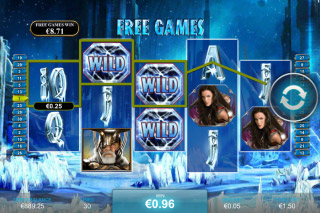 Thor Mobile Slot Free Spins