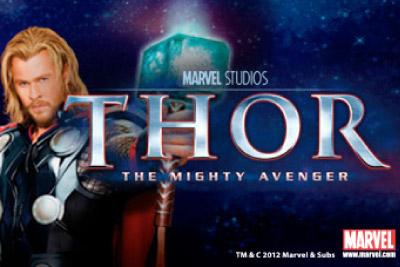 Thor Mobile Slot Logo