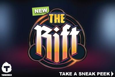 New Slot From Thunderkick - The Rift