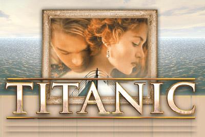 Titanic Mobile Slot Logo