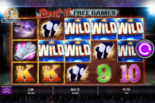 Michael Jackson Mobile Slot Free Spins