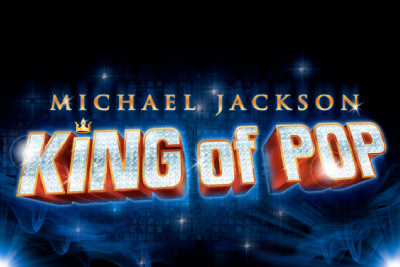 Michael Jackson Mobile Slot Logo