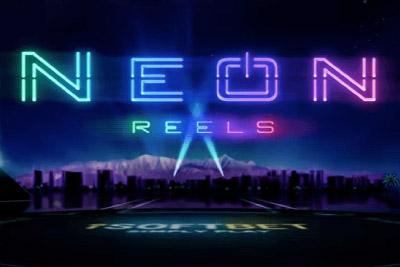 Neon Reels Mobile Slot Logo