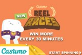 New Casumo Slots Tournaments Every 30 Minutes