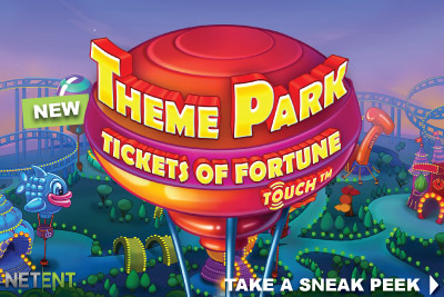 New NetEnt Theme Park Touch Slot Coming Soon