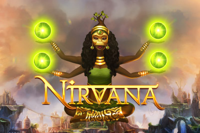 Nirvana Mobile Slot Logo