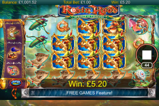 Robin Hood Prince Of Tweets Mobile Slot Superbet