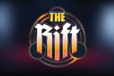 The Rift Mobile Slot Logo