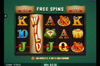 Win Sum Dim Sum Mobile Slot Free Spins
