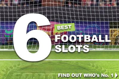 6 Best Football Mobile Slots In 2016