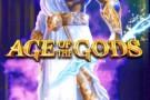Age of the Gods Mobile Slot Logo