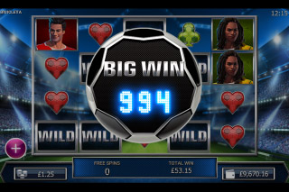 Bicicleta Mobile Slot Big Win