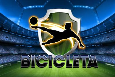 Bicicleta Mobile Slot Logo
