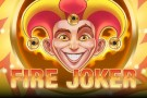 Fire Joker Mobile Slot Logo
