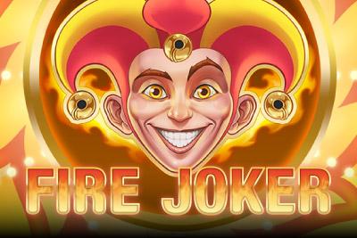 Fire Joker Mobile Slot Logo
