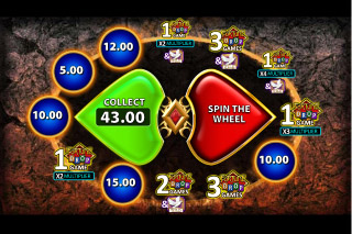 Flame of Fortune Mobile Slot Bonus