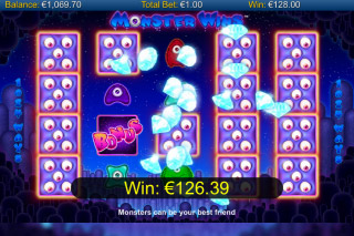 Monster Wins Mobile Slot Big Win