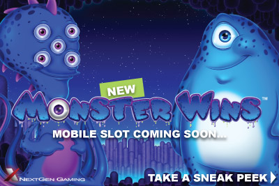 New NextGen Monster Wins Slot Coming Soon