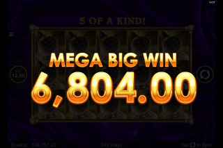 Pretty Kitty Mobile Slot Mega Big Win