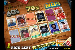 Shoot Mobile Slot Bonus Game