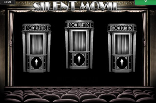 Silent Movie Mobile Slot Bonus