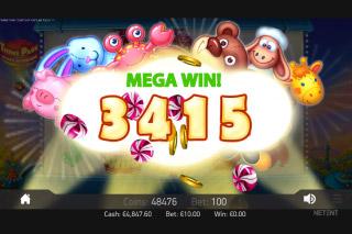 Theme Park Mobile Slot Mega Win