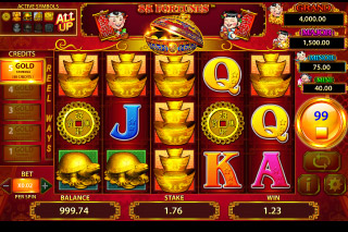88 Fortunes Mobile Slot Reels