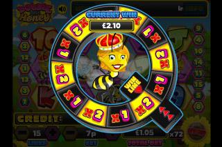 Double Your Honey Mobile Slot Bonus Game