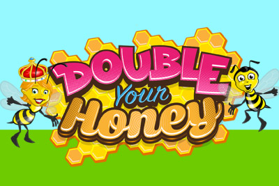 Double Your Honey Mobile Slot Logo