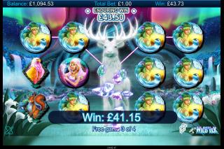 Great Wild Elk Mobile Slot Free Spins
