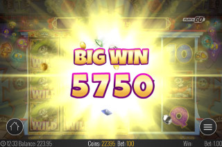 Grim Muerto Mobile Slot Big Win