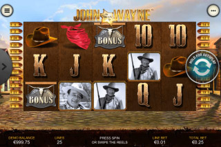 John Wayne Mobile Slot Review