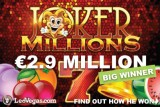 Joker Millions Casino Slot Jackpot Big Winner