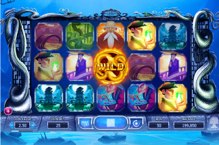 Legend Of The White Snake Lady Mobile Slot Wild