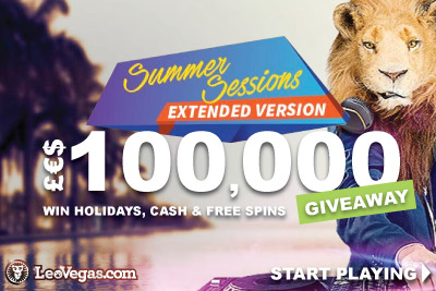 Play In LeoVegas Mobile Casino Summer Sessions