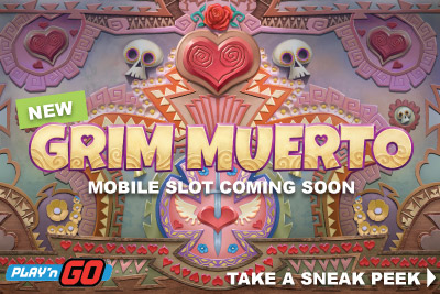 New Play'n GO Grim Muerto Mobile Slot Coming Soon