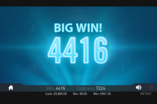 Nrvna Mobile Slot Big Win